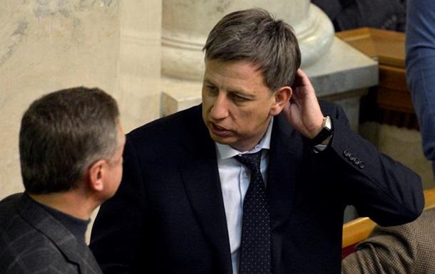 Новый глава КГГА Макеенко написал заявление о сложении депутатских полномочий