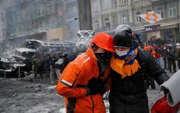 Европейские страны готовы принять раненых активистов – комендант