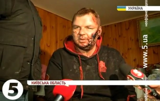 Активист Автомайдана Дмитрий Булатов неделю был в розыске