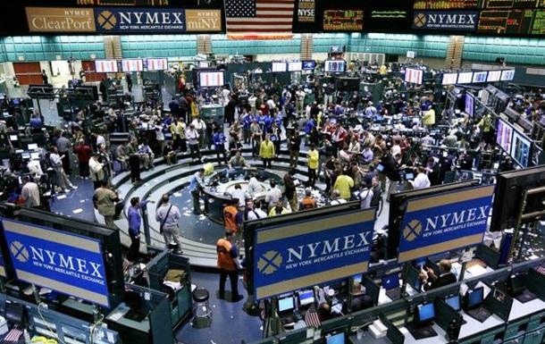Стоимость природного газа на NYMEX упала