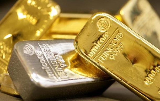 Драгоценные металлы резко подешевели