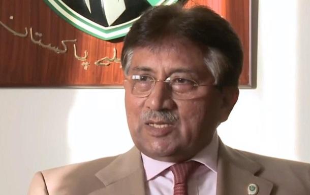 В Пакистане выдан ордер на арест экс-президента Мушаррафа