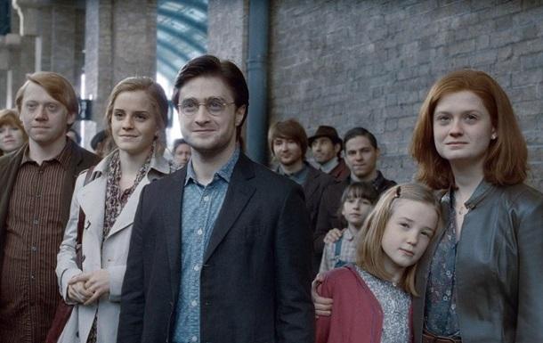 Джоан Роулинг рассказала об альтернативном финале Гарри Поттера