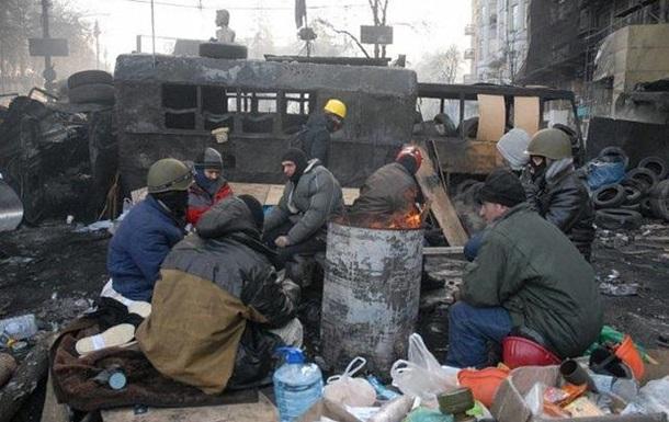 Представители Евромайдана освободят мэрию и улицу Грушевского