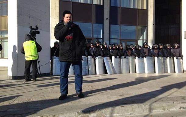 В Деснянском районе Киева состоялось первое заседание Народной Рады