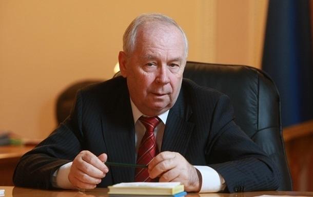 Рыбак отверг возможность введения ЧП в Украине