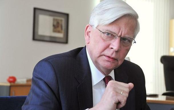 МИД Украины  отчитал  посла Германии