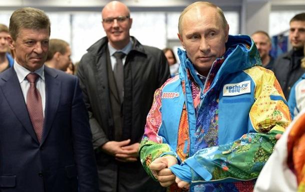 Путин в Сочи намерен обсудить проблемы Украины с зарубежными коллегами