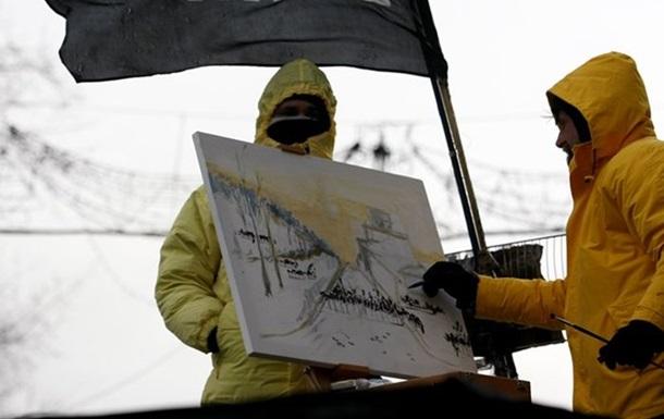 Как заработать на Майдане
