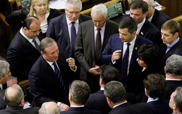 Янукович пребывает в прекрасном физическом состоянии - Ефремов