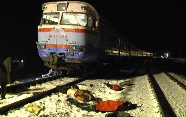 В Сумской области хоронят жертв ДТП на ж/д переезде