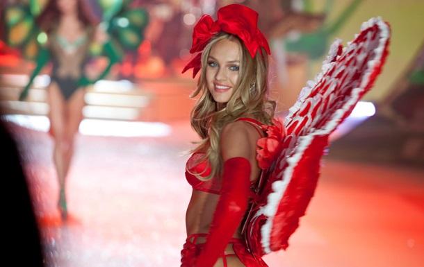 Ко Дню святого Валентина Victoria s Secret представила коллекцию белья