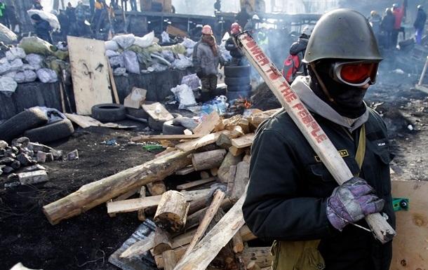 Украина просит провести международное расследование событий в стране