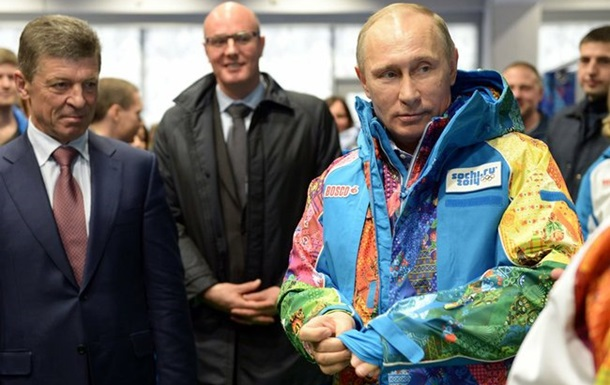 Путин надеется, что Олимпиада позволит по-новому взглянуть на Россию