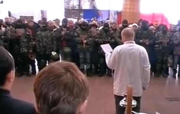 Національна гвардія заблокує газотранспортну систему України - голова руху