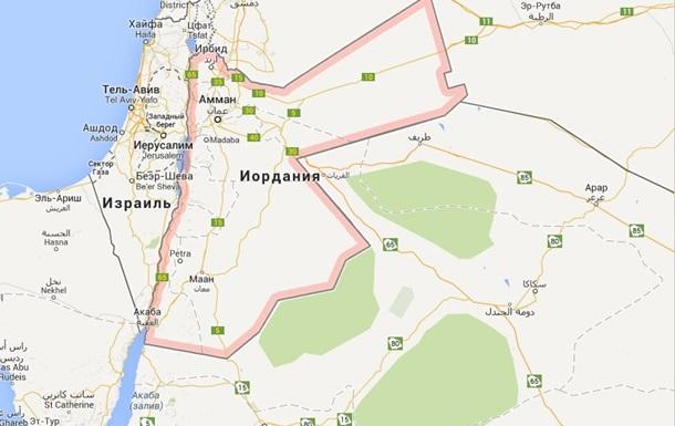 Режим ЧП объявлен в Иордании