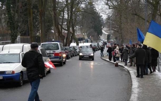 В Одессе состоялся автопробег в поддержку Евромайдана