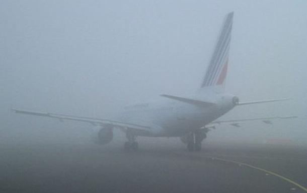 В Одессе из-за сильного тумана задерживаются и отменяются авиарейсы