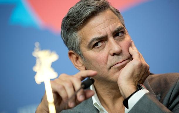 Джордж Клуни поддержал в Берлине Евромайдан и Тимошенко