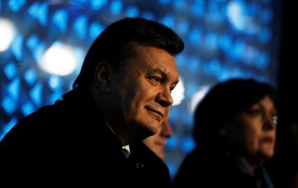 Янукович: Бронзовая медаль Семеренко - ценный подарок миллионам болельщиков