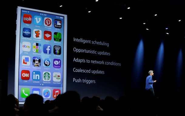 Стало известно, когда Apple  представит новую версию iOS