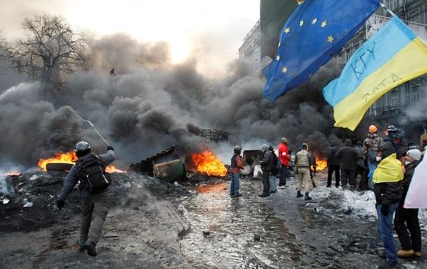 Россияне считают события в Украине провокацией западных спецслужб - опрос
