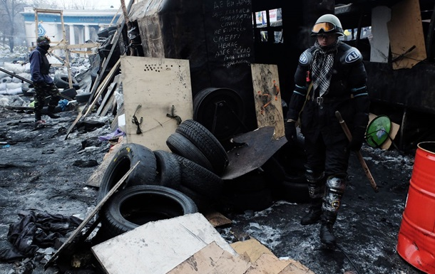 Радио Свобода: В Украине создают отряды самообороны и ждут новой атаки силовиков