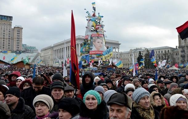 В Киеве уволили судью, отказавшуюся арестовать евромайдановцев