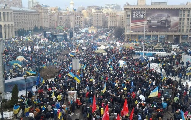 Милиция проверяет видео с допросом неизвестного активистами Евромайдана