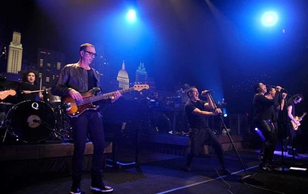 Nine Inch Nails отменили концерт в Киеве