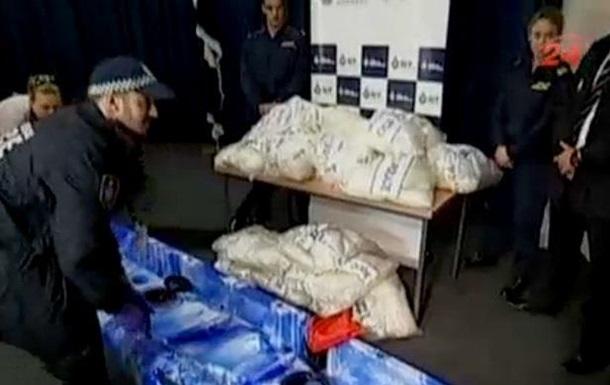 В Австралии таможенники изъяли партию метамфетамина на $160 млн