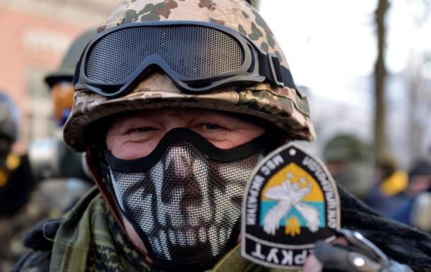 Активисты Майдана пикетировали Генпрокуратуру с требованием освободить участников протестов