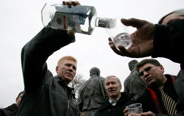 Официально в Киеве около 17 тыс. алкозависимых, но реально в 7 раз больше – эксперт