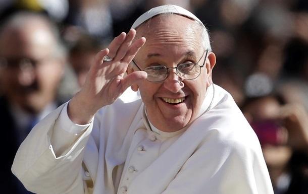 Папа Франциск в 2014 году посетит Шри-Ланку и Южную Корею