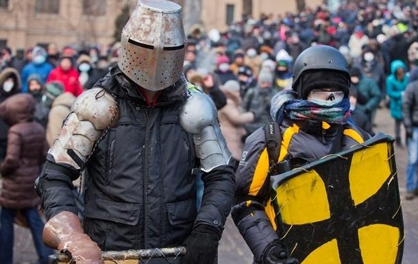 Прокуратура завела дело по факту создания военизированных формирований в Киеве