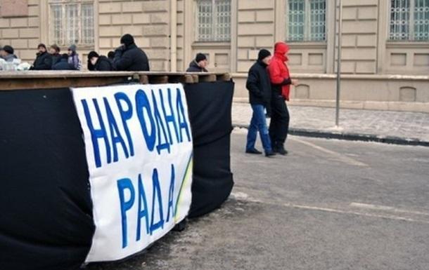 Суд отменил 12 решений о провозглашении Народной рады в Тернопольской области