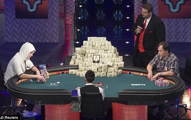 $10 000 000 для победителя Мировой серии по покеру