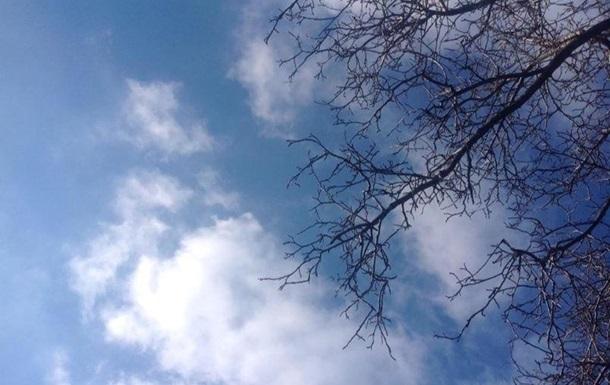 На день Святого Валентина в Украине ожидается до +20 градусов тепла