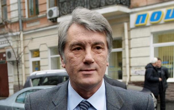В марте будут изданы  тайные  мемуары Ющенко
