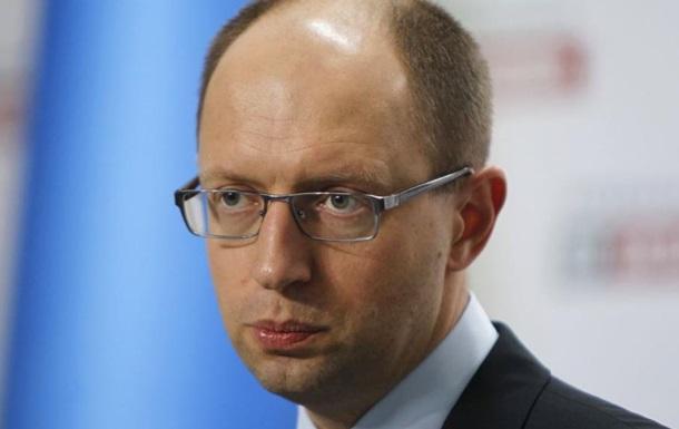 Украинский дом, Открябрьский дворец и Дом профсоюзов не будут освобождены - Яценюк