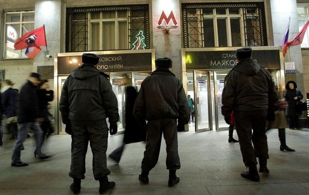 В московском метро произошло обрушение вентиляции