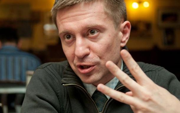 Лидер Спильной справы собирается нелегально вернуться в Украину