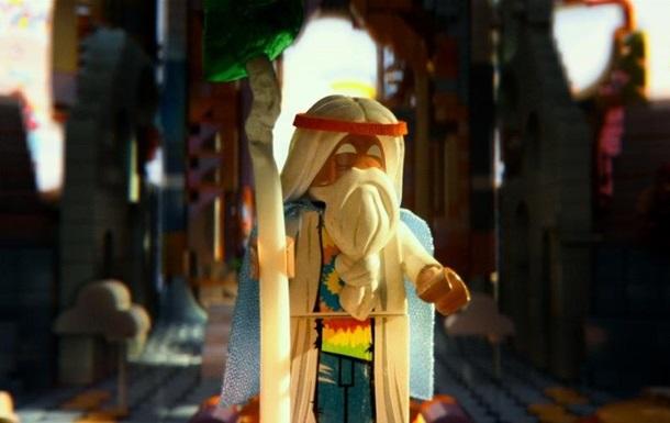 Мультфильм Лего закрепился на вершине американского проката