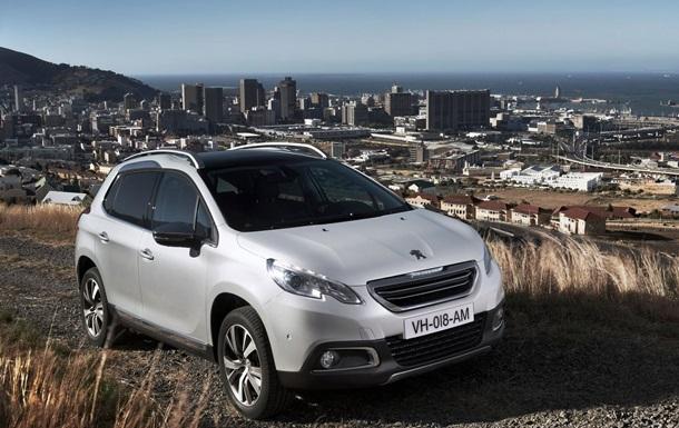 Кроссовер Peugeot 2008 получит воздушную помпу вместо электромотора