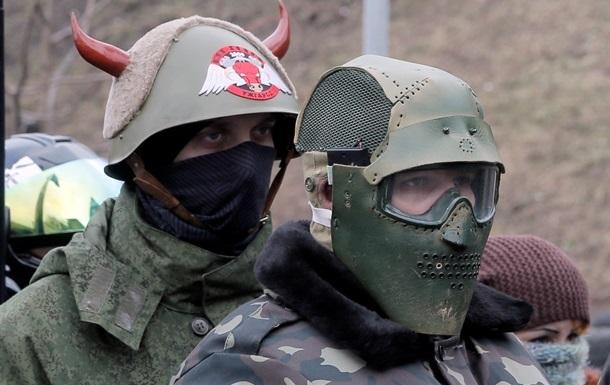 Правый сектор  объявил мобилизацию активистов на 18 февраля
