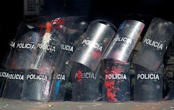 В Колумбии в результате нападения повстанцев погибли пять полицейских