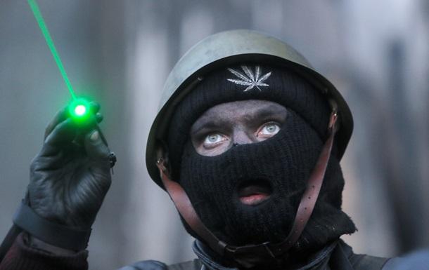 Возможен разгон Майдана с помощью огнестрельного оружия