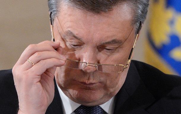 Янукович объявил 20 февраля днем траура