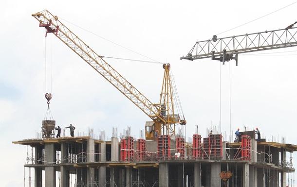 Темпы роста строительства жилья в Украине в 2013 году увеличились на 4,4%