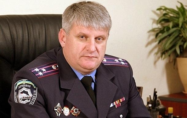 В Киеве семьи погибших гаишников блокировали руководителя ГАИ в его кабинете